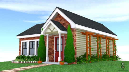 UNLEASHED Exterior - House