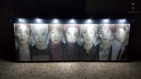 MONSTA X PORTRAITS - Lights On