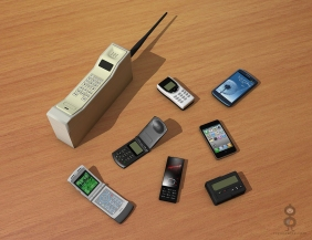 3D Cell Phones