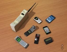 3D Cell Phones