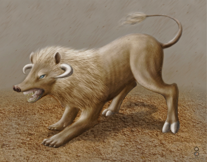 PREDATOR: tapir/lion/boar